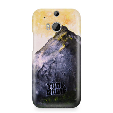Oil Painting Drawings Art Mountains sky cloud Phone cases cover