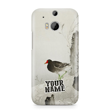 Sandpiper Black Birds Legendary Japanese Art Phone Cases Cover
