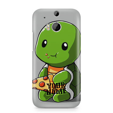 Teenage Mutant Ninja Baby Ninja Turtle Green Hard Rock Pizza For Phone Cases Cover