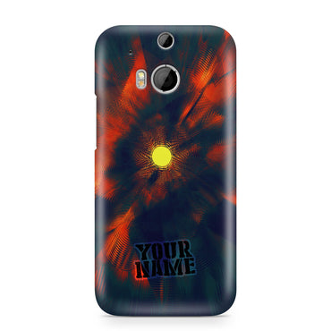 Name Tag Distant Planet Universe Abstract Phone Case Cover