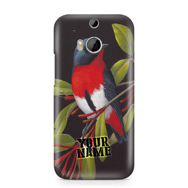 Red and Blue Bird Legendary Flying Phone Cases Cover