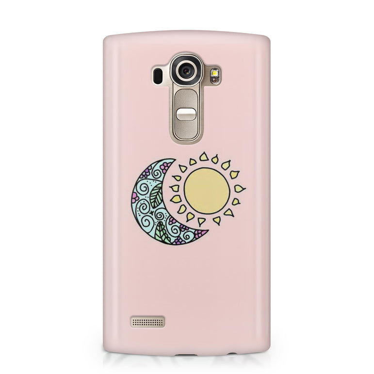 Sun and Moon Aztec Phone Case and Cover