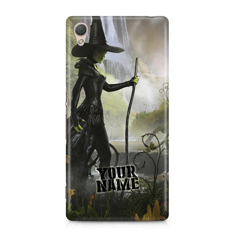 Wizard of Oz Witch Walk Fantasy SCI-FI Phone Case Cover
