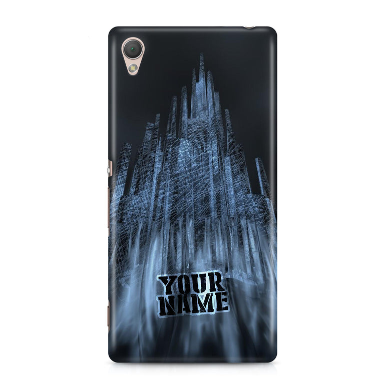 Ghost Castle Matrix Sci-Fi Phone Case Cover