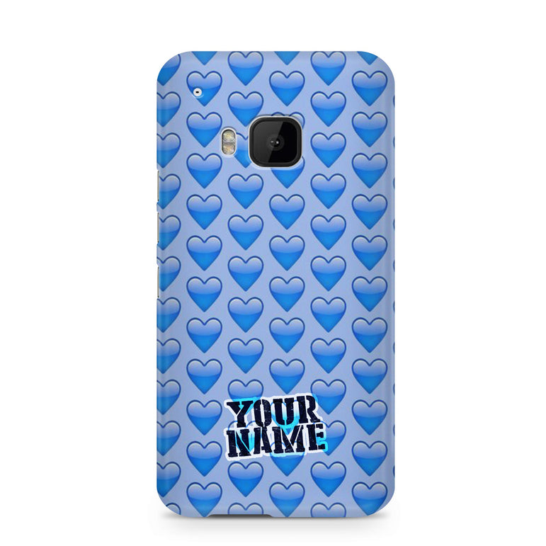 Blue Valentine Love Lovely Patterns Phone Cases Cover