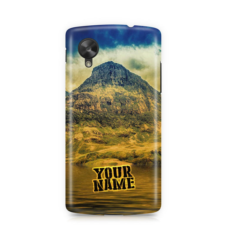 Mountain India Artwork Phone Cases Cover