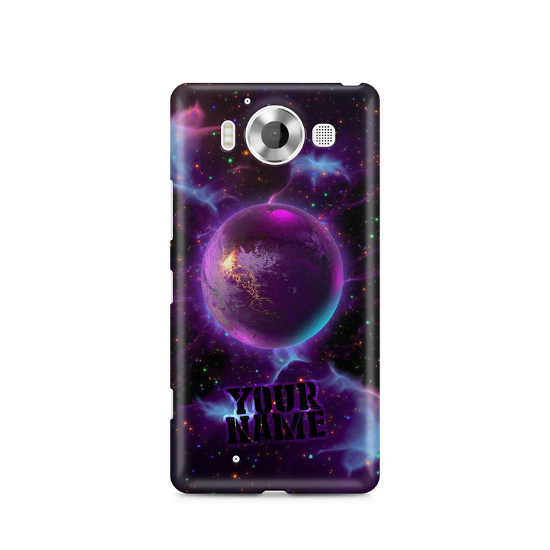 Beautiful Purple Universe End Game Galaxy Movie Multi Universes Phone Case Cover