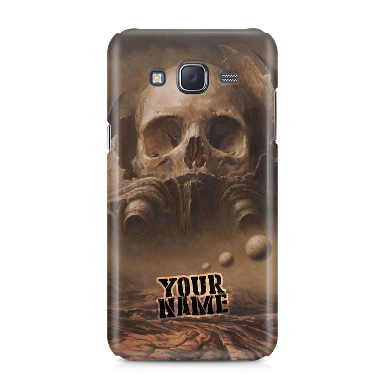 The Mummy Darkness Cloud Skull Bones Mountain Phone Cases Cover