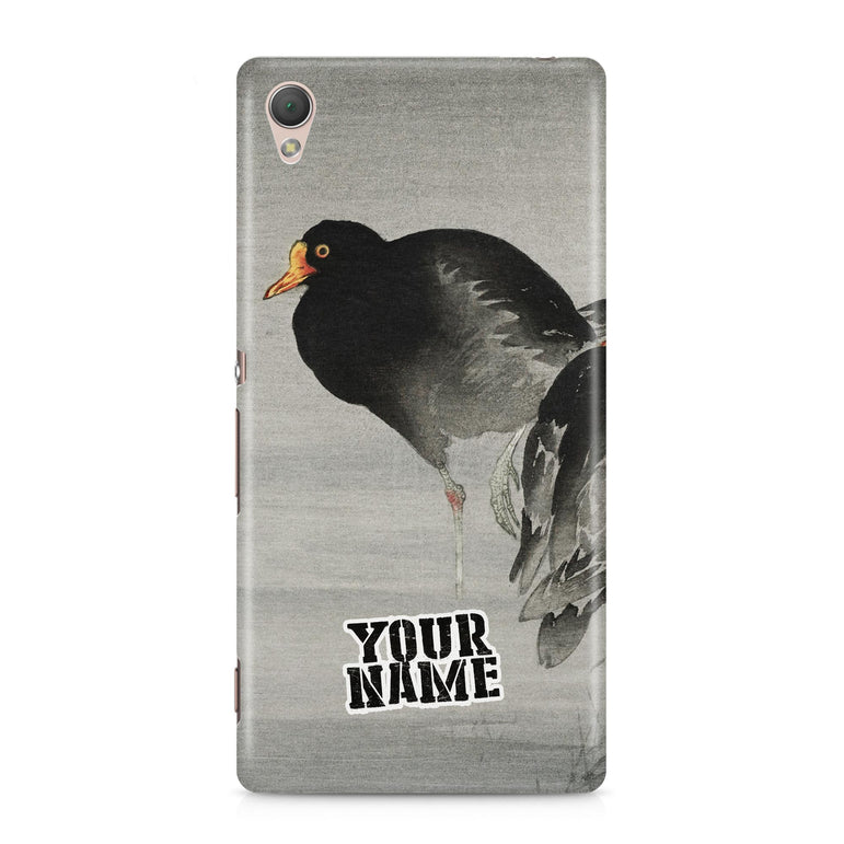 Black Duck Japanese Art Phone Cases Cover