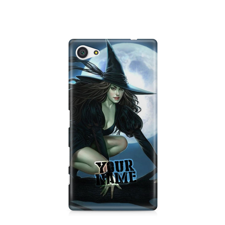 Wizard of Oz Sexy Dragon Crown Sorceress Witch Wizard Moon Night Phone Cases Cover