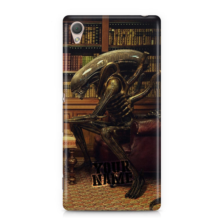 Aliens Library Old Book History Phone Cases Cover