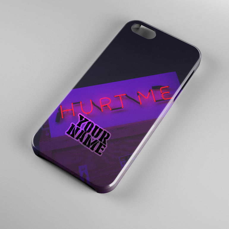 You Hurt ME Sad Girls Boyfriend PhoneCase For Phone Cases Cover