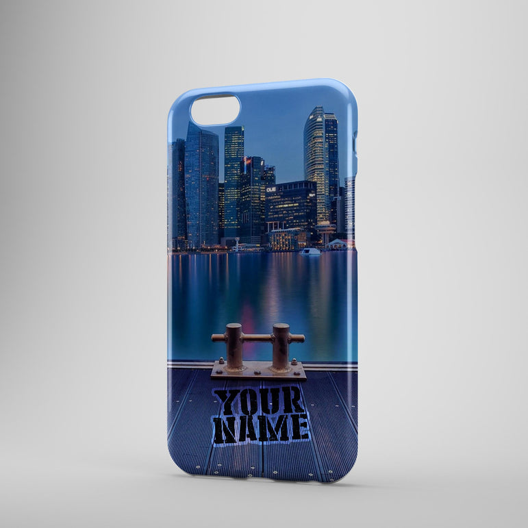 New York Cities SunSet Phone Case Cover