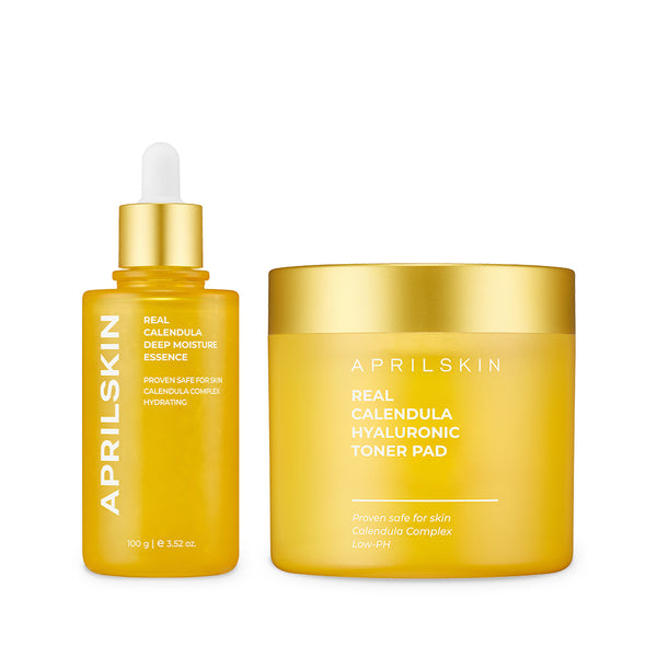 Calendula Pore Tightening Set - APRILSKIN SG
