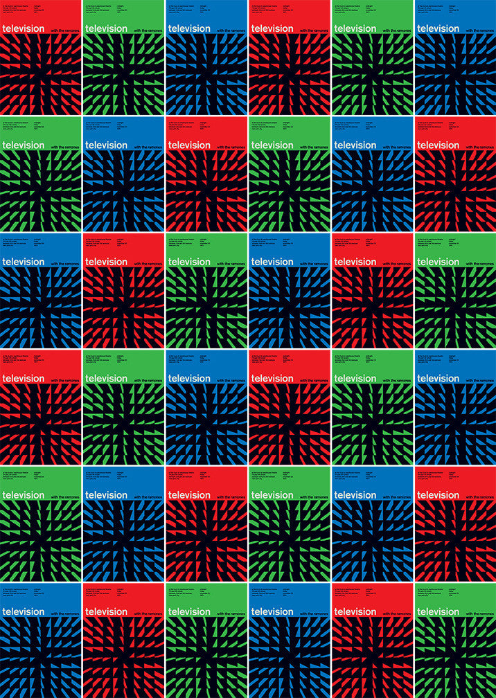 Red, Green, Blue Television