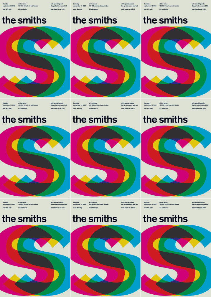 The Smiths Nine Times