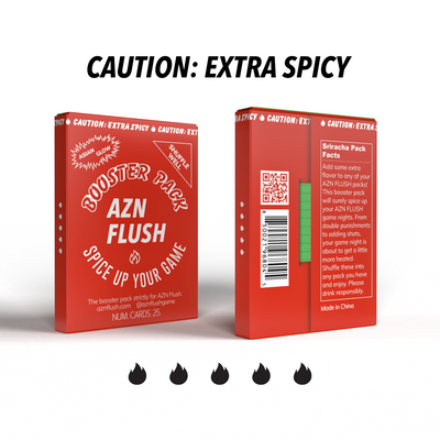 AZN FLUSH BOOSTER PACK
