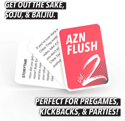 AZN FLUSH: THE OG PACK VOL. 2 (JUST RESTOCKED)