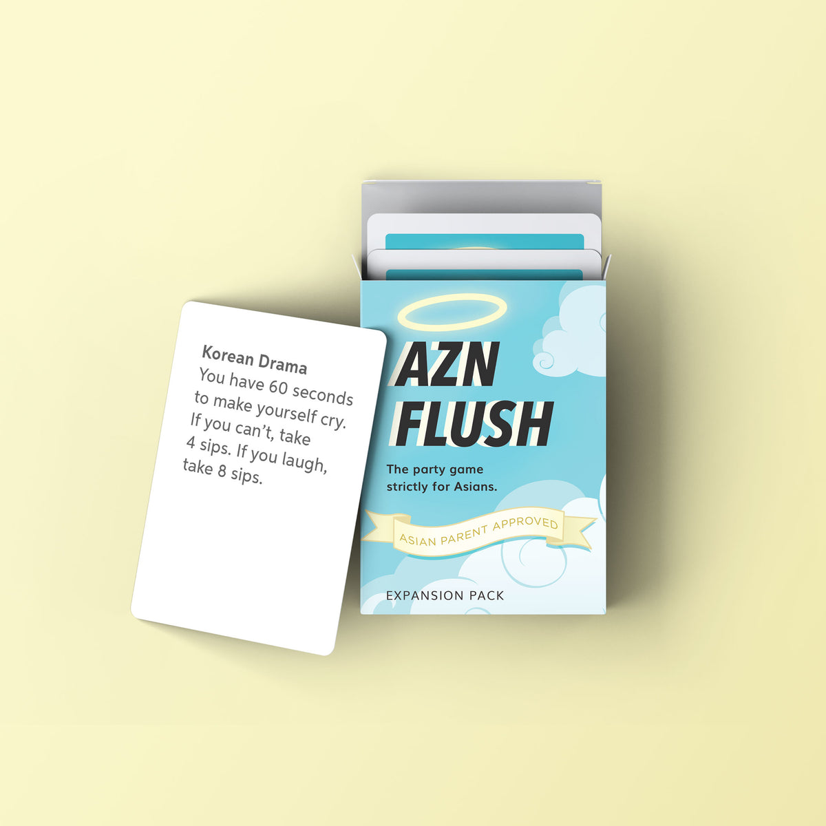 AZN FLUSH: ASIAN PARENT APPROVED PACK