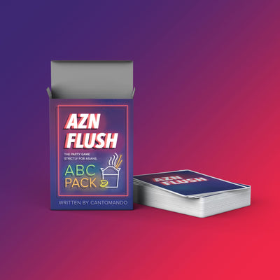 AZN FLUSH x CANTOMANDO: ABC PACK