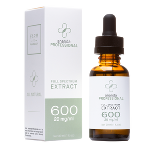 ANANDA PROFESSIONAL FULL SPECTRUM EXTRACT 600