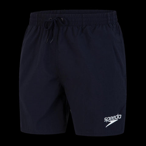 "Speedo Essentials 16"" Watershort Mens True Navy - clickswim.co.nz"