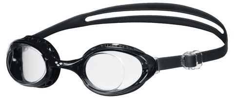 Arena Air-Soft Adult Goggles Smoked Black