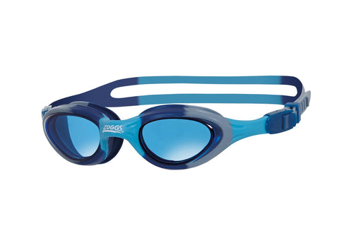 Zoggs Super Seal Junior Goggle Blue - clickswim.co.nz