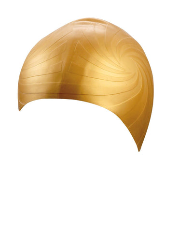 Beco Adult Silicone Cap Racer  Gold - clickswim.co.nz