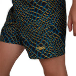 "Speedo Junglepuzzle 15"" Watershort Boys Black / Mango / Cosmo"