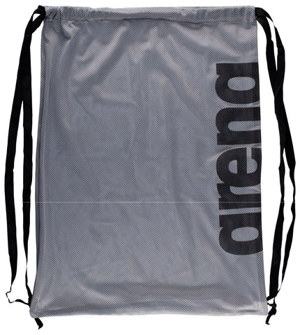 Arena Swim Bags Fast Mesh Silver Team - clickswim.co.nz