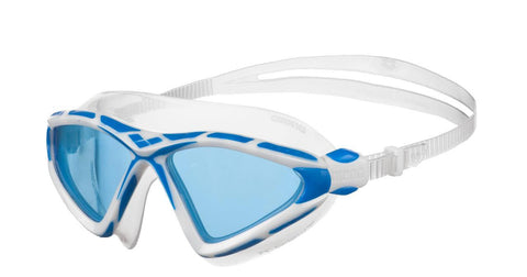 Arena X Sight 2 Goggles Clear Blue Blue - clickswim.co.nz