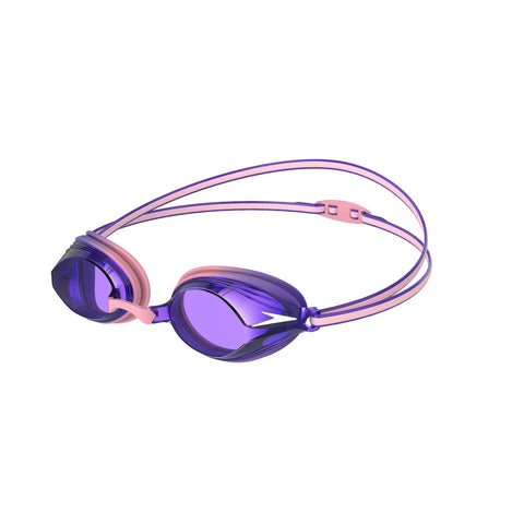 Speedo Vengeance Goggles Junior Pink/Purple - clickswim.co.nz