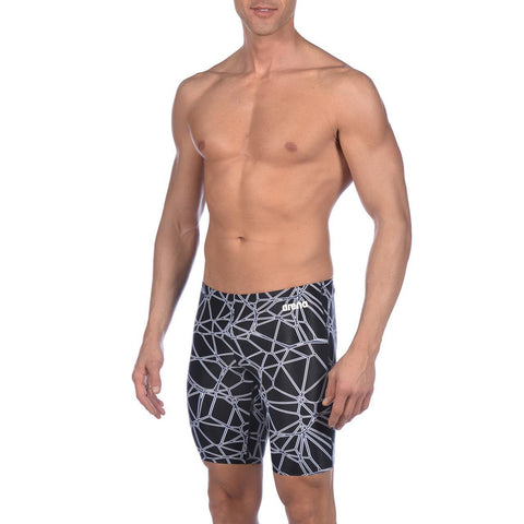 Mens  Carbonics Pro Jammer Maxlife Black Black - clickswim.co.nz