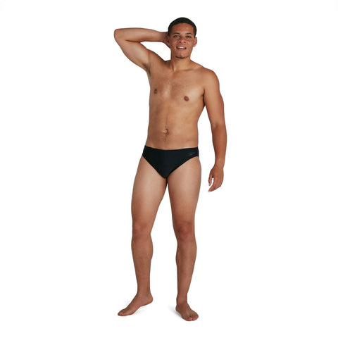 Speedo Essentials Endurance 10 5Cm Brief Mens Black
