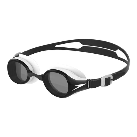 Speedo Hydropure Goggles Black/White Junior