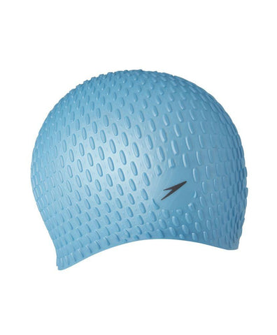 Speedo Womens Bubble Cap Light Adriatic - clickswim.co.nz
