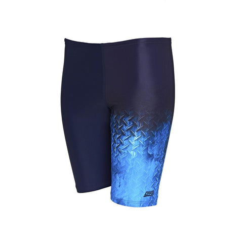 Irony Jammer Ecolast Mens Black/Blue - clickswim.co.nz