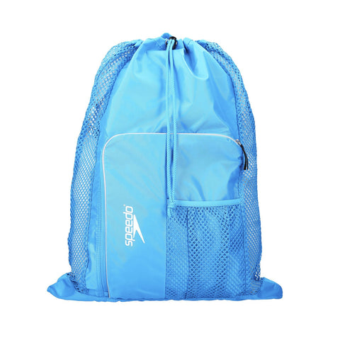 Speedo Ventilator Mesh Bag Blue - clickswim.co.nz