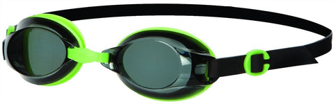 Speedo Jet Adult Goggle Green/Black - clickswim.co.nz