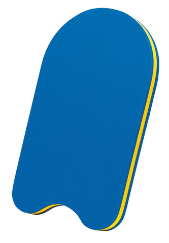Beco Sprint Kickboard Blue/Yellow - clickswim.co.nz