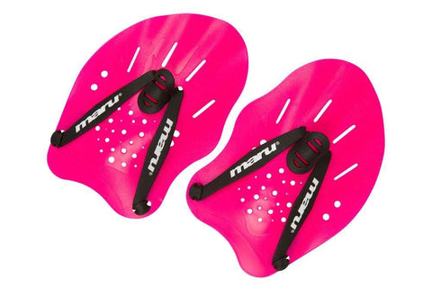 Maru Hand Paddle (One Size) Pink - clickswim.co.nz