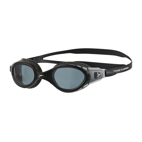 Speedo Futura Biofuse Flexiseal Adult Goggle Smoke - clickswim.co.nz