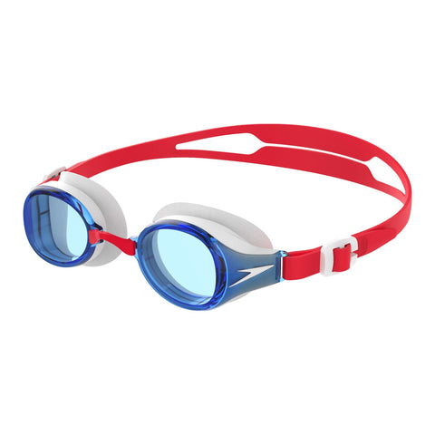 Speedo Hydropure Goggles Red/Blue Junior