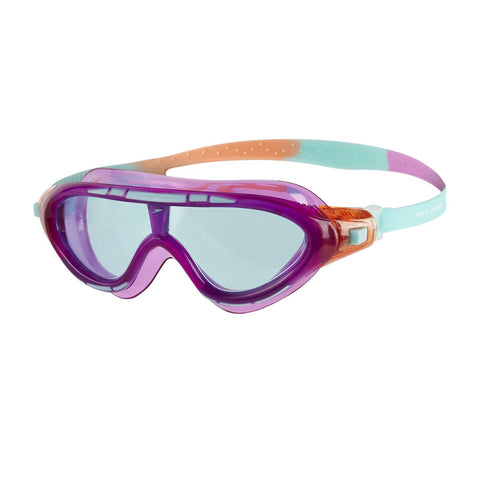 Speedo Junior Unisex Goggles Biofuse Rift Junior Purple/Blue - clickswim.co.nz