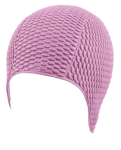 Beco Womens Latex Bubble Cap Rose Pink - clickswim.co.nz