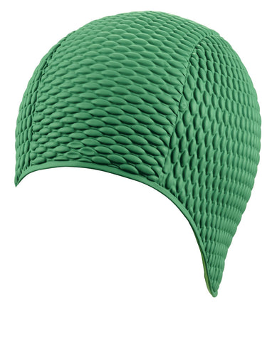 Beco Womens Latex Bubble Cap Green - clickswim.co.nz