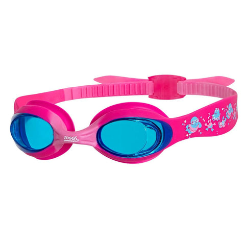 Zoggs Little Twist Infant Goggle Pink - clickswim.co.nz