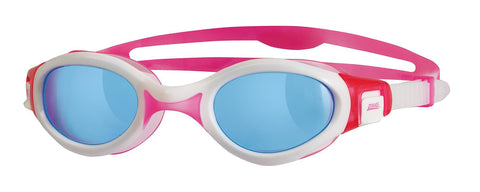 Venus Womens Goggles blue/clear/tint - clickswim.co.nz