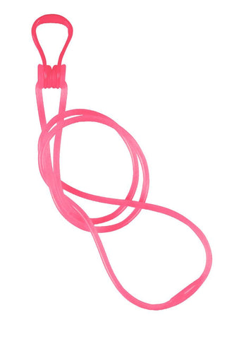 Arena Swim Strap Nose Clip Pro Pink/Pink - clickswim.co.nz
